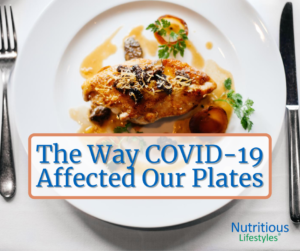 he Way COVID-19 affected Our Plates